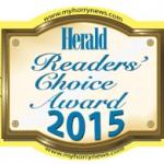 Herald Readers Choice 2015