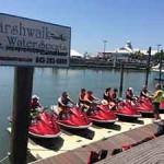 Marshwalk Water Sports Dock