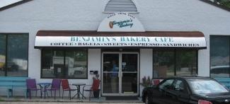 Benjamin's Bakery Storefront