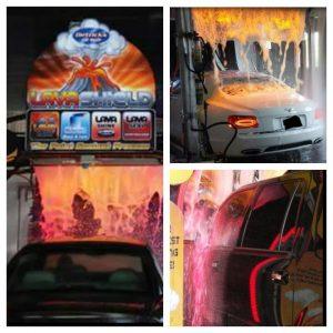 Detrick's Car Wash Lava